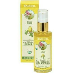 Badger Argan Cleansing Face Oil New in Box